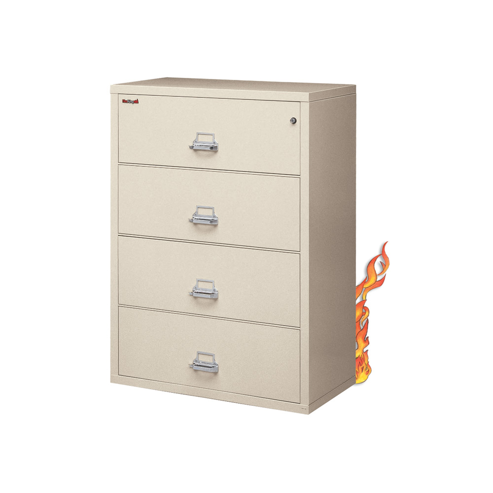 Beau UL 1 Hour Lateral File By FireKing
