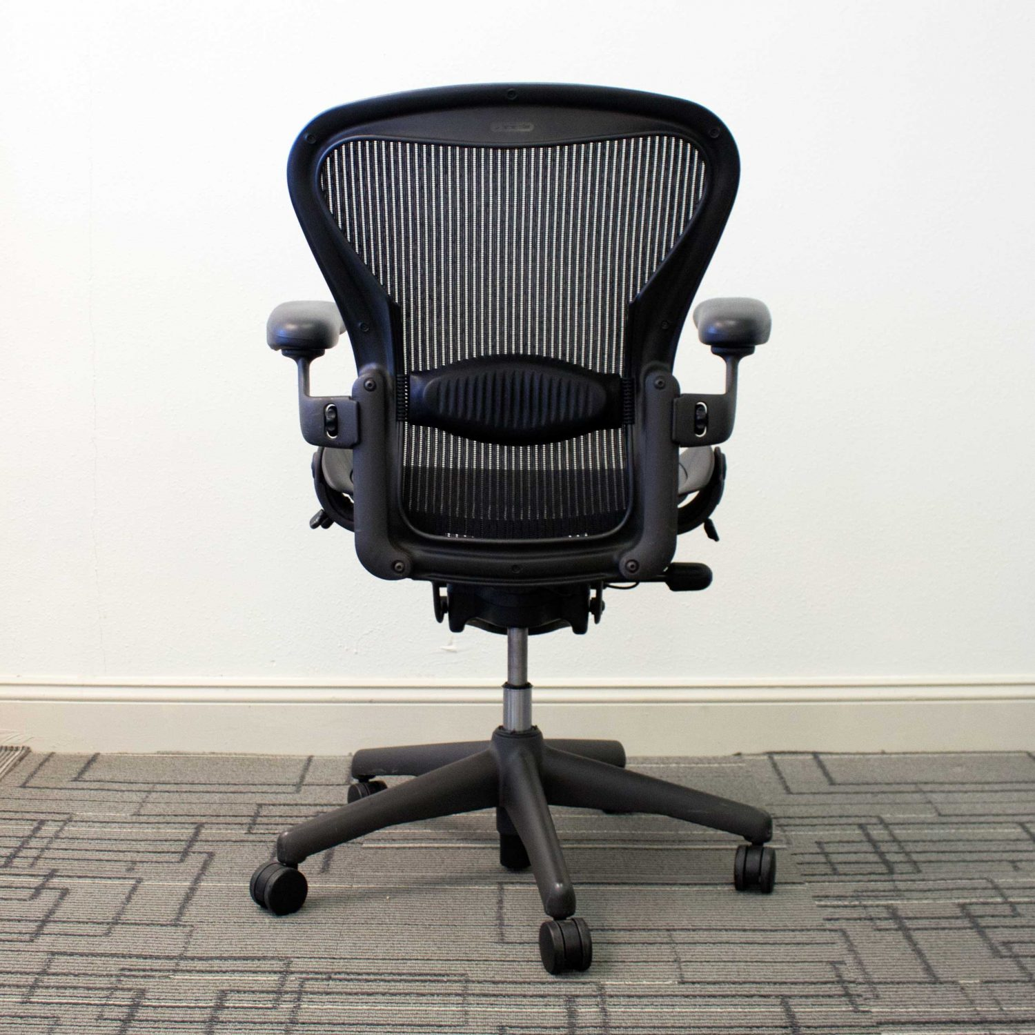 Used Herman Miller Aeron Chairs ...