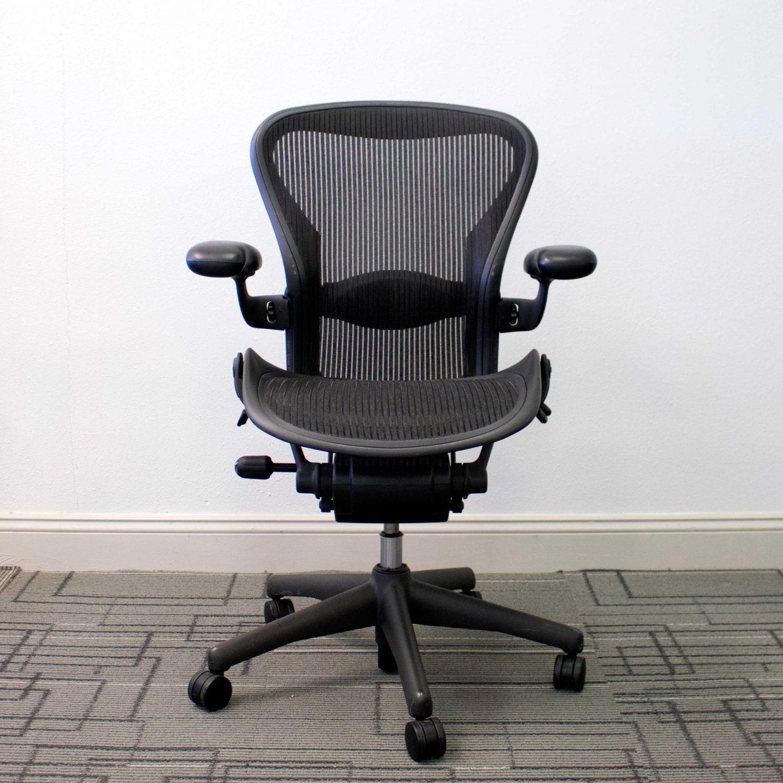 Used Herman Miller Aeron Chairs ...
