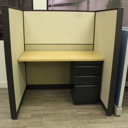 Herman Miller Used Cubicle