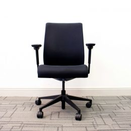 Used Steelcase Think Chair U2013 Black